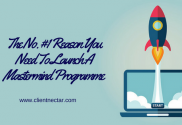 Reason to launch a mastermind programme