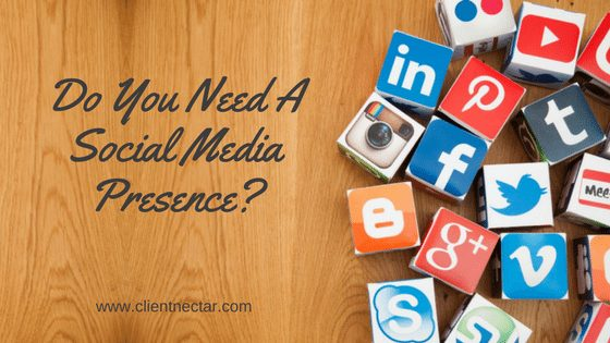 Do You Need A Social Media Presence For Your Business?