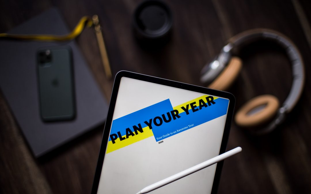 Set Your Business Goals For 2021!