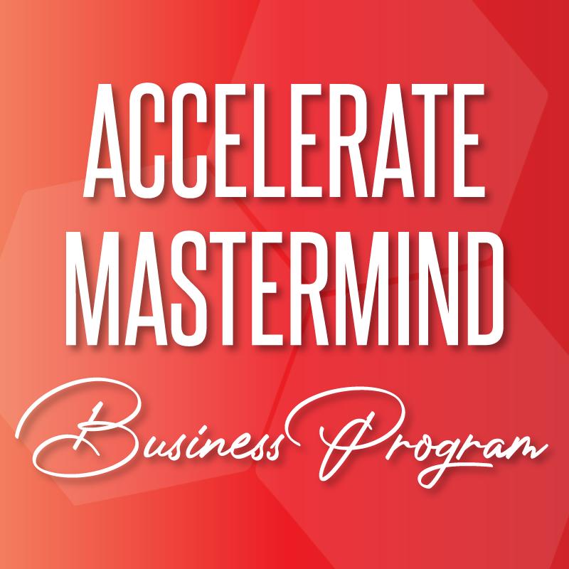 Accelerate Mastermind